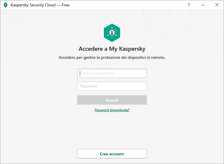 Antivirus cloud gratuito | Protezione Kaspersky Security