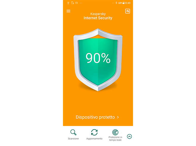 Kaspersky Internet Security for Android Privacy Protection