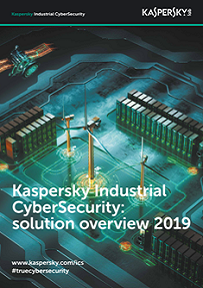 Kaspersky Industrial CyberSecurity: panoramica della soluzione 2019