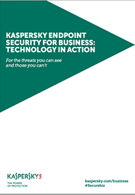 Kaspersky Endpoint Security for Business: tecnologia in azione